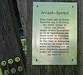 Infotafel Symbol Arriach, Bezirk Villach Land, Kärnten.jpg