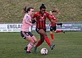 Ini-Abasi Umotong Lewes FC Women 0 Sheff Utd Women 2 24 01 2021-216 (50870245203).jpg