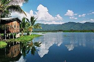 Inle Lake - Image: Inle Lake (Myanmar)