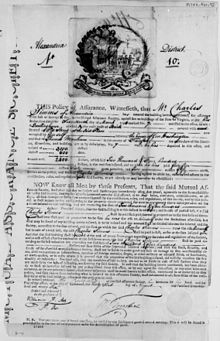 Amicable Society for a Perpetual Assurance Office - Wikipedia