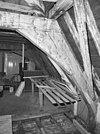 interieur, ridderzaal, zolder, kapconstructie met telmerk - boxmeer - 20001080 - rce