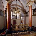 Interieur, bel-etage, achterzijde rechts (Vestibule van de wachtkamer eerste klasse), interieur, Hal met laat negentiende eeuwse muurschilderingen - Amsterdam - 20392770 - RCE.jpg