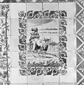 Interieur, hal, tegeltableau in schouw - Elburg - 20339164 - RCE.jpg