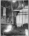 interieur tijdens restauratie - aduard - 20004687 - rce