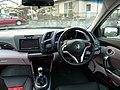 Interior of Honda CR-Z 08.jpg