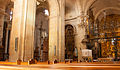 Interior of Saint Mary Church in Iria Flavia, Padrón, Galicia, Spain-004.jpg