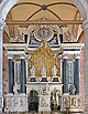Interior of Santi Giovanni e Paolo (Venice) - Monument of the Valier family.jpg
