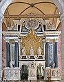Interior of Santi Giovanni e Paolo (Venice) - Monument of the Valier family.jpg