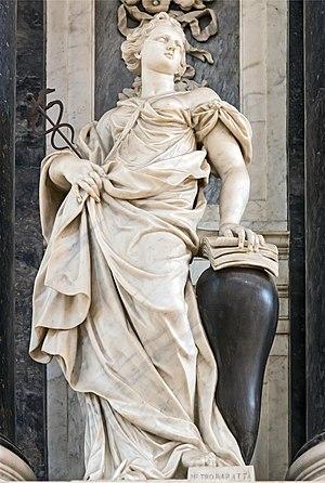 Pietro Baratta - Image: Interior of Santi Giovanni e Paolo (Venice) the Wisdom of Pietro Baratta