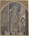 Interior of Strasbourg Cathedral MET DP801208.jpg