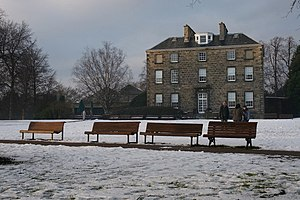 English: Inverleith House, Edinburgh Now withi...