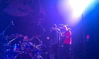 Ion Dissonance band that plays punk rock