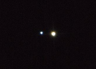 Iota Cancri - ι Cancri A and B (Jeffrey Fisher)