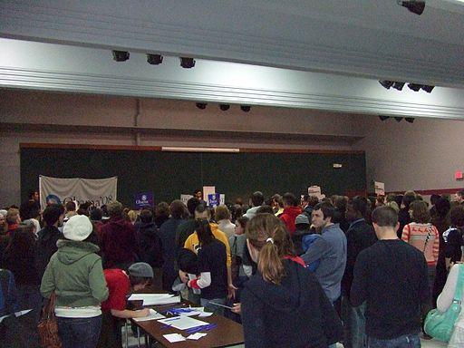 Iowa City Caucus