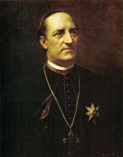 Benczúr Gyula: Ipolyi Arnold arcképe