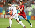 Iran and Portugal match at the FIFA World Cup 2018 11.jpg