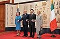 Italian President visiting Korea in September 2009 (4345049885).jpg