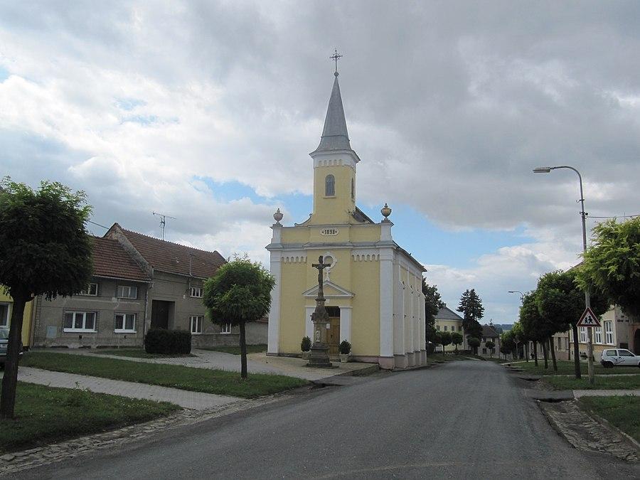 Ivaň (Prostějov District)