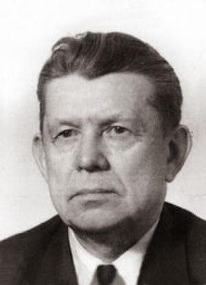 Ivan Ilyichev - Ivan Ivanovich Ilyichev