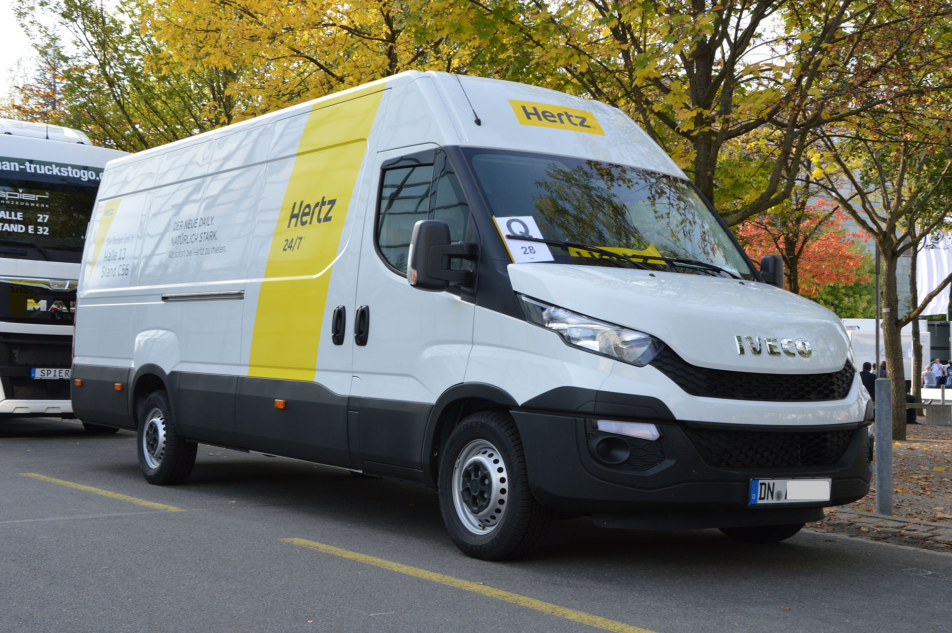 Iveco Daily — Wikipédia
