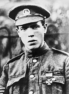 Ivor Rees Recipient of the Victoria Cross