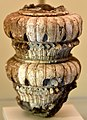 Ivory carving, 9th-7th century BCE. From Sam'al, Turkey. Pergamon Museum, Berlin, Germany.jpg