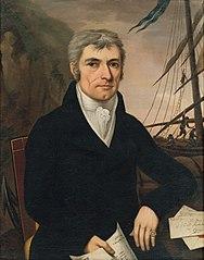 Portrait of Johannes Samuel Steinhübel