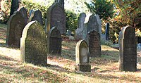 Jüdischer Friedhof Schwelm - Altes Gräberfeld.jpg