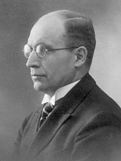 Jüri Uluots Estonian prime minister