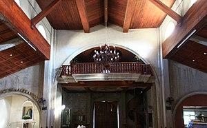 Santa Catalina de Alejandria Church (Porac) - Image: JC Porac 12