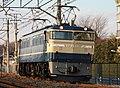 JNR EF65 501 20081223.jpg