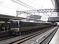 JRW 223-2000 Biwako Line local Kyoto Station 2020-03-22.jpg