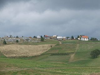 Jabuka (Prijepolje) Village in Zlatibor District, Serbia
