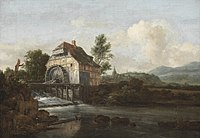 Jacob Isaaksz van Ruisdael - Landscape with a Watermill - F82.94 - Detroit Institute of Arts.jpg