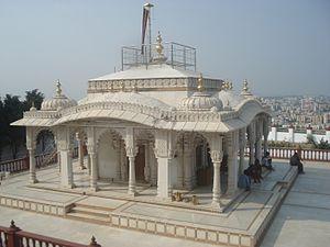 Pawapuri - Image: Jain Pavapuri Jal Mandir Katraj Pune