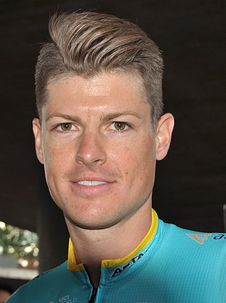 Jakob Fuglsang - Fuglsang at the 2017 Tour de France