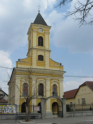 Jakovo - Orthodox Church of Ascension of Christ