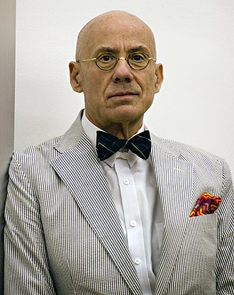 James Ellroy - Ellroy at the LA Times Festival of Books, April 2009