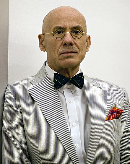 Ellroy at the LA Times Festival of Books, April 2009 JamesEllroy.jpg
