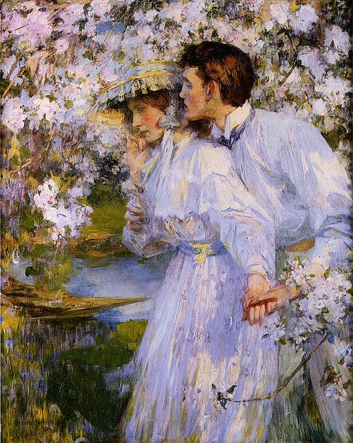 James Jabusa Shannon Springtime 1896