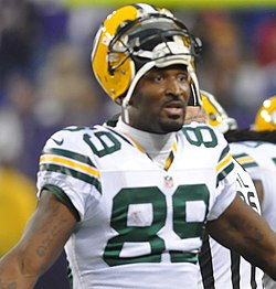 James Jones (wide receiver) in 2012.jpg