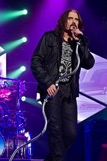 James LaBrie Canadian vocalist