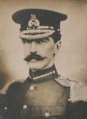 James Melville Babington - Lt. Gen. Babington in 1900