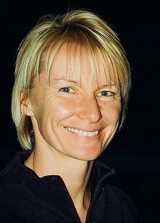 Jana Novotná - Image: Jana Novotna 1996