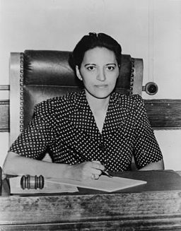 Jane Bolin 1942