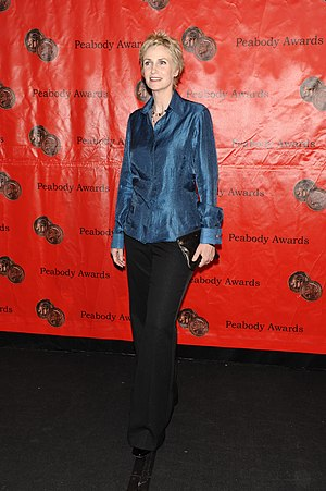Jane Lynch - Jane Lynch at the 69th Annual Peabody Awards for Glee