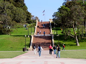Janss Investment Company - Janss Steps, UCLA