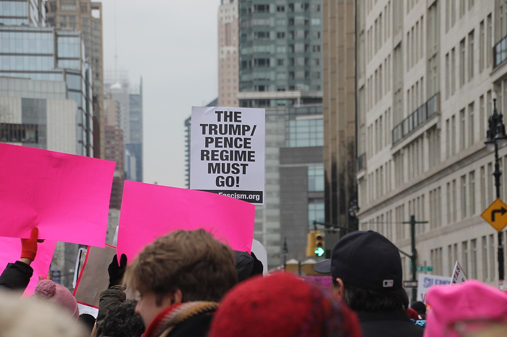 January 2019 Women's Alliance march in NYC (46806303221).jpg