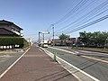 Japan National Route 500 near Tachiarai Station.jpg