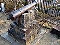 Japanese cannon Takashima School.JPG